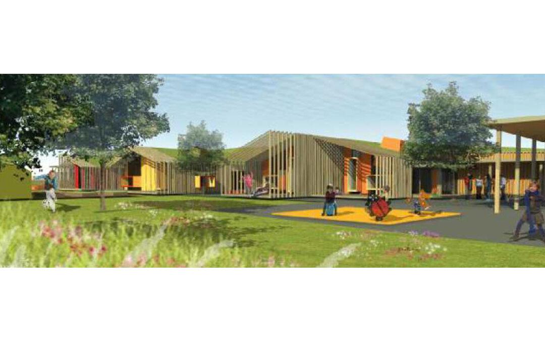 Construction HQE d'un accueil de loisirs sans hébergement à Grenade (31)